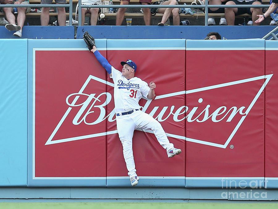 Kansas City Royals V Los Angeles Dodgers Photograph by Stephen Dunn