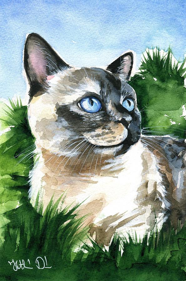 Karma Kitty by Dora Hathazi Mendes