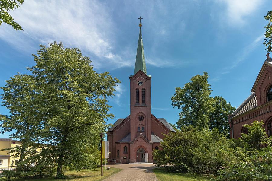 Katholische Kirche in Weisswasser by ReDi Fotografie