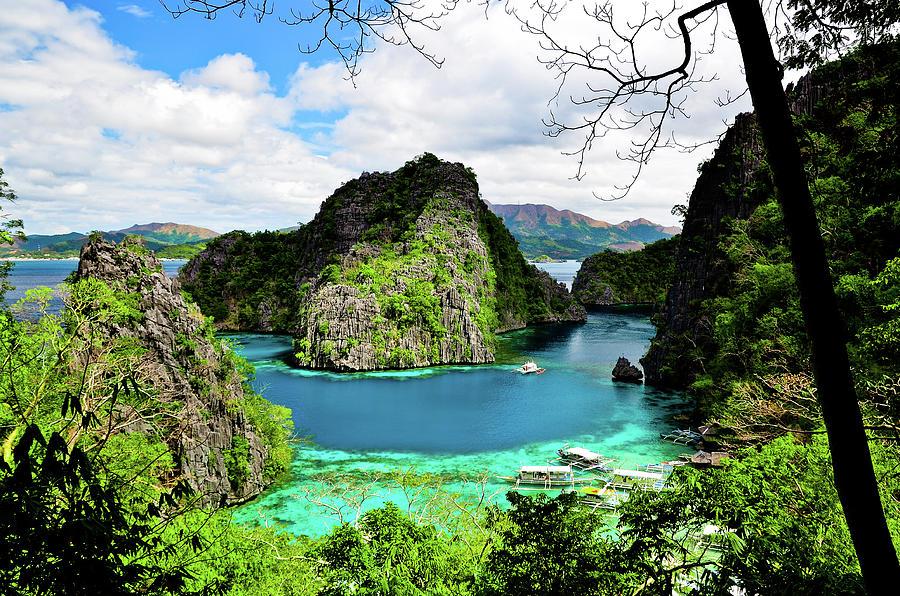 Kayangan Bay Photograph by Emilio Maranon Iii, Philippines