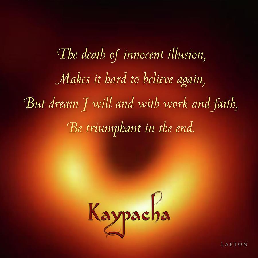 Kaypacha - April 10, 2019 by Richard Laeton