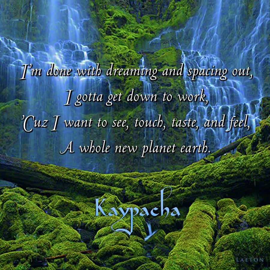 Kaypacha - April 17, 2019 by Richard Laeton