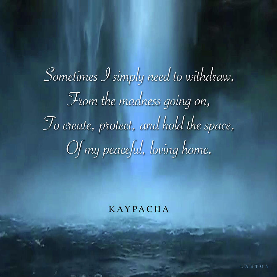 Kaypacha - June 19, 2019 by Richard Laeton