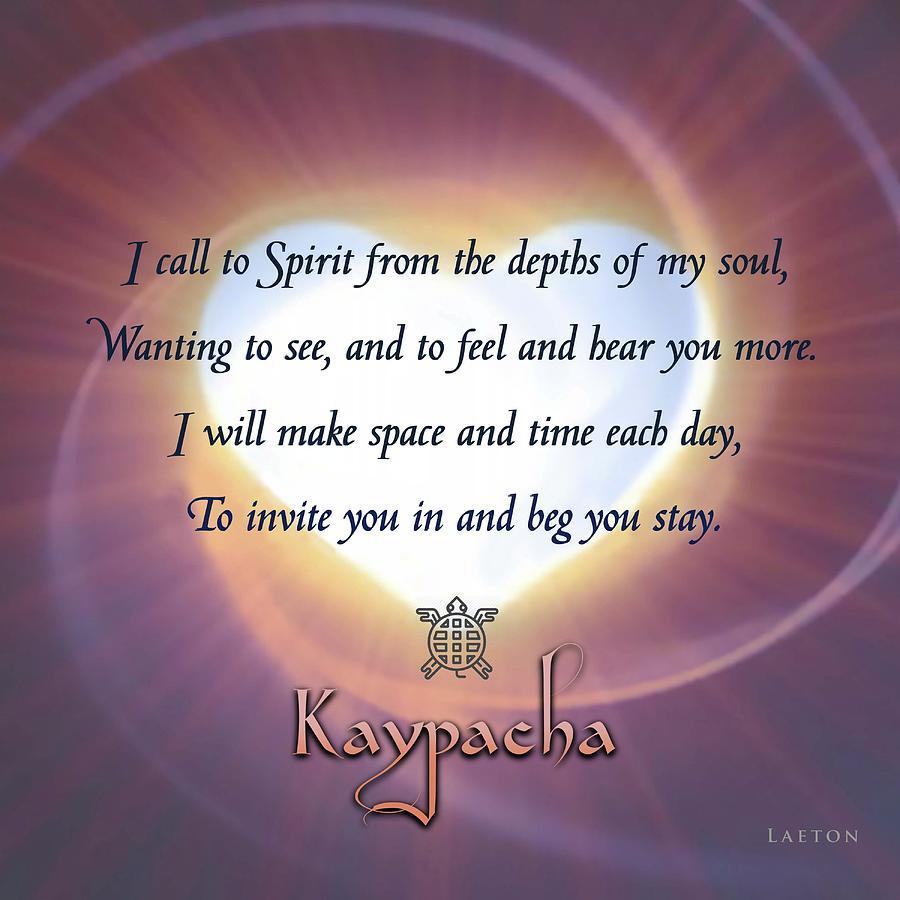 Kaypacha - March 20, 2019 by Richard Laeton