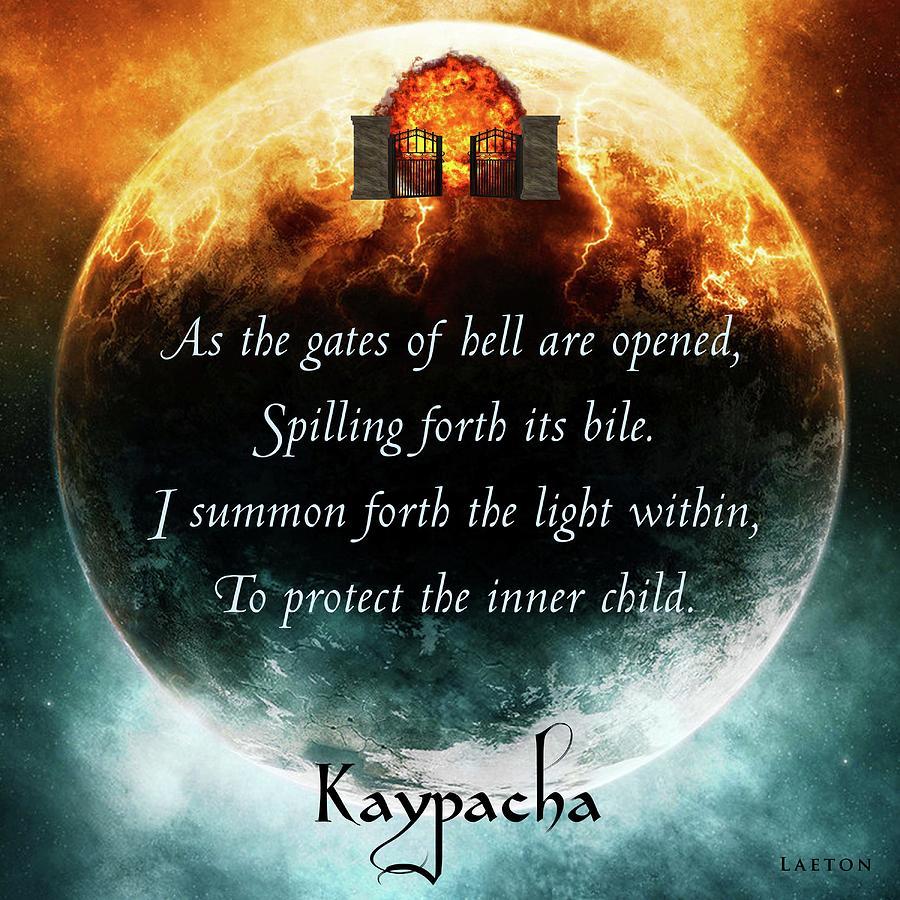 Kaypacha - March 26, 2019 by Richard Laeton