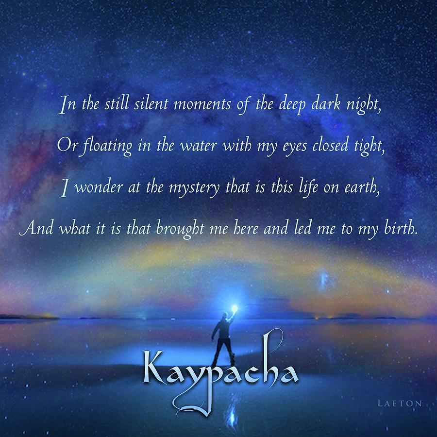 Kaypacha - March 6, 2019 by Richard Laeton