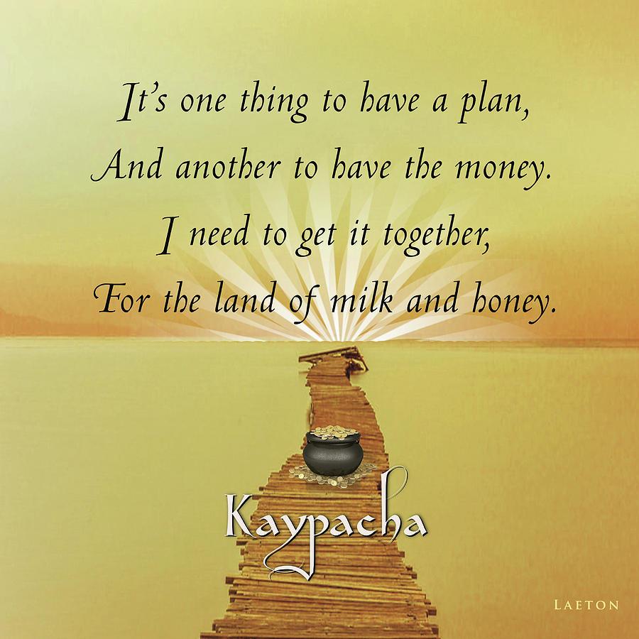 Kaypacha - May 8, 2019 by Richard Laeton