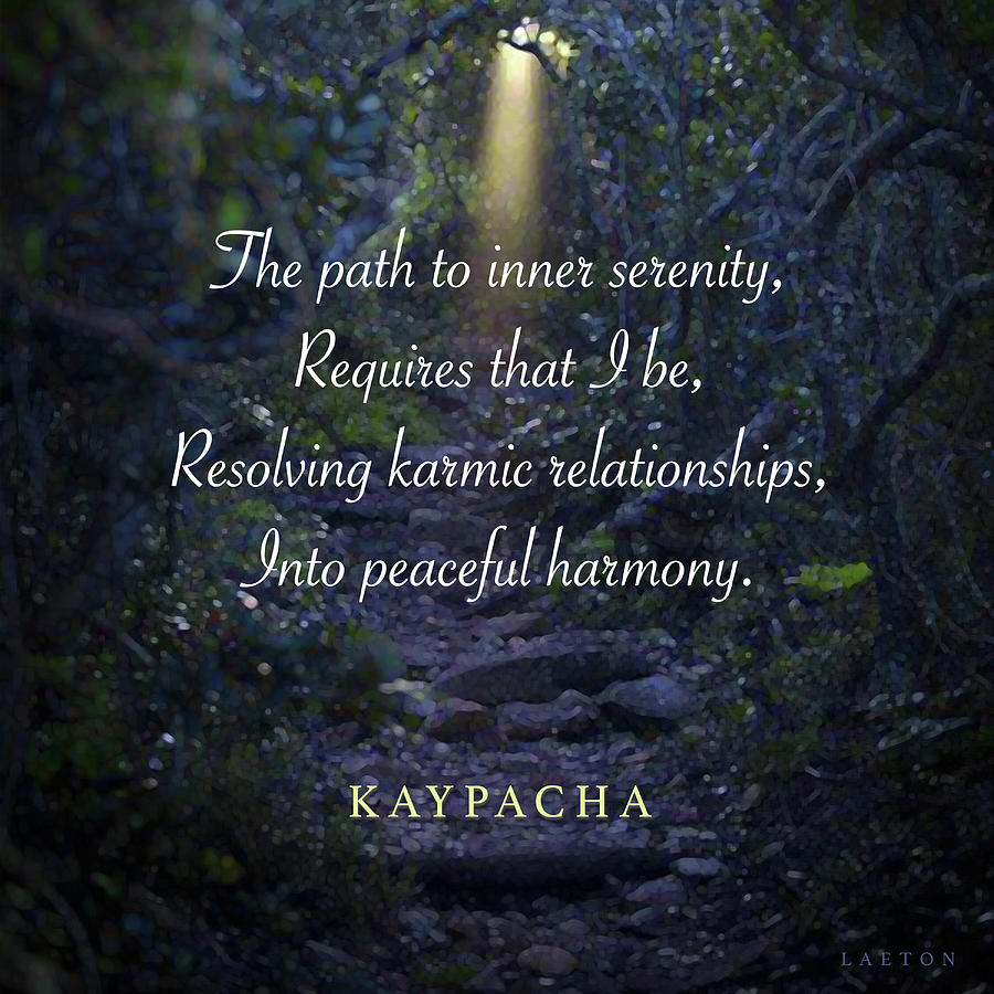 Kaypacha - October 16, 2019 by Richard Laeton
