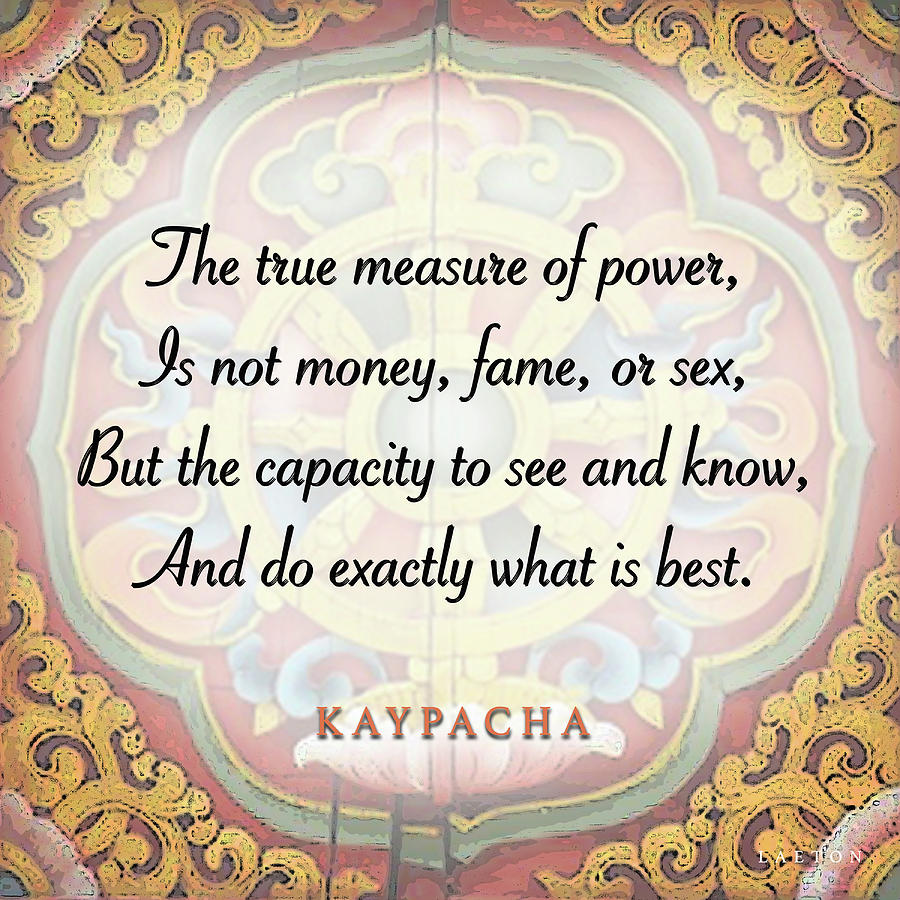 Kaypacha - October 9, 2019 by Richard Laeton