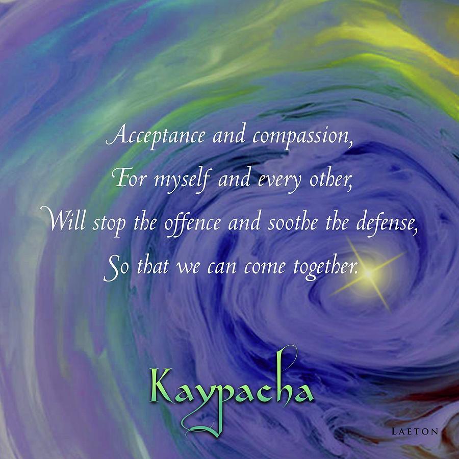 Kaypacka - February 27, 2019 by Richard Laeton