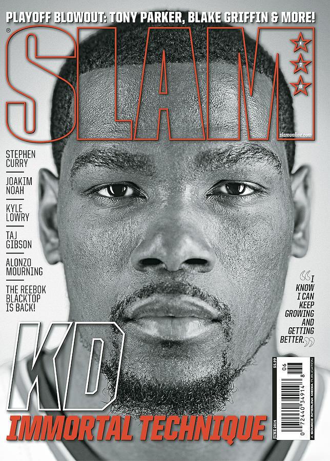 KD: Immortal Technique SLAM Cover Photograph by Atiba Jefferson