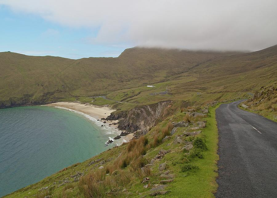 Keem Bay On Achill Island Photograph by Photography By Paulgmccabe