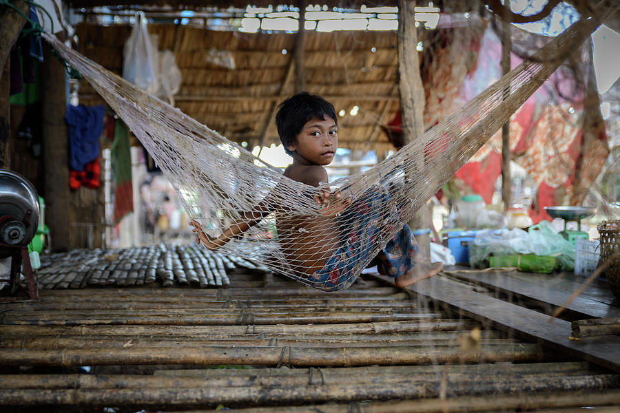 Keeping cool in Cambodia by Ian Robert Knight