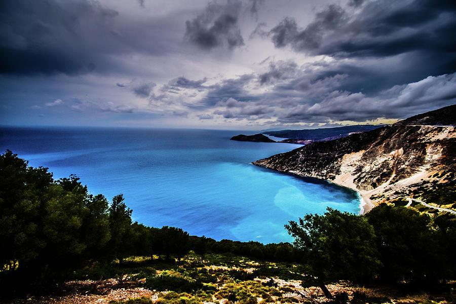 Kefalonia Greece by Bill Howard