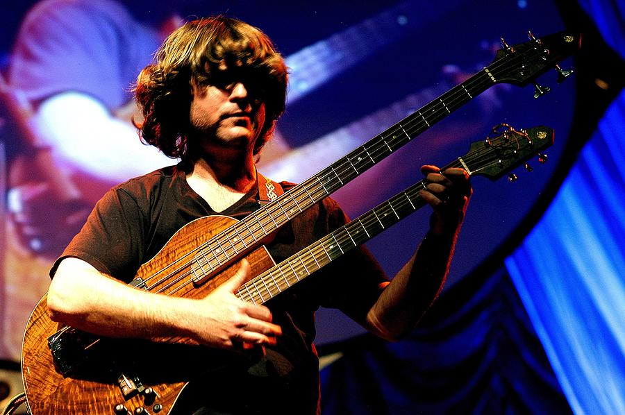 Keller Williams Live Photograph by Larry Hulst