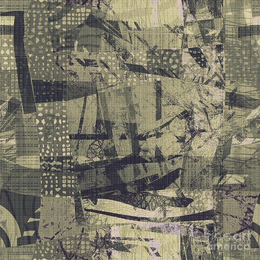 Kenchiku Collage by CR Leyland