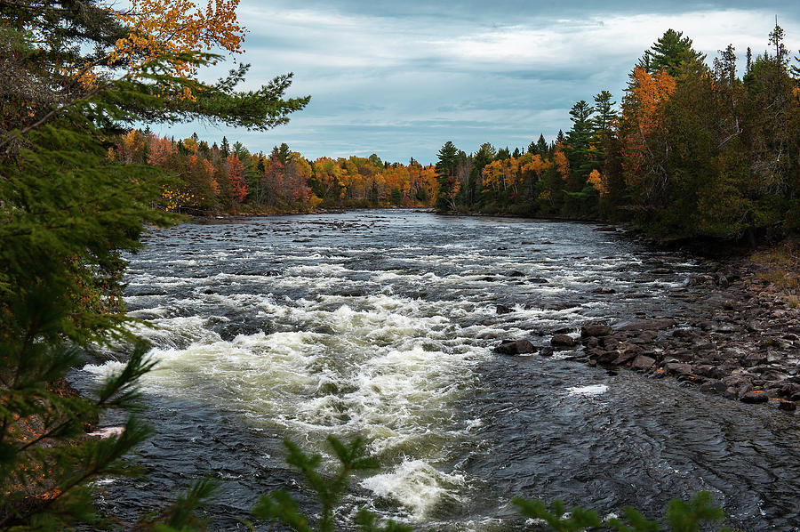 Kennebec River by Rick Hartigan