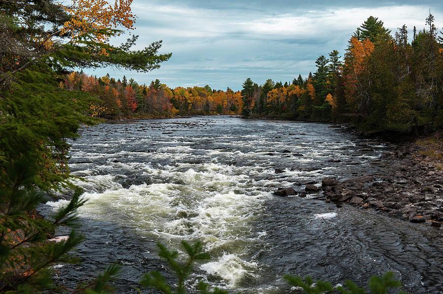 Kennebec River by Rick Hartigan