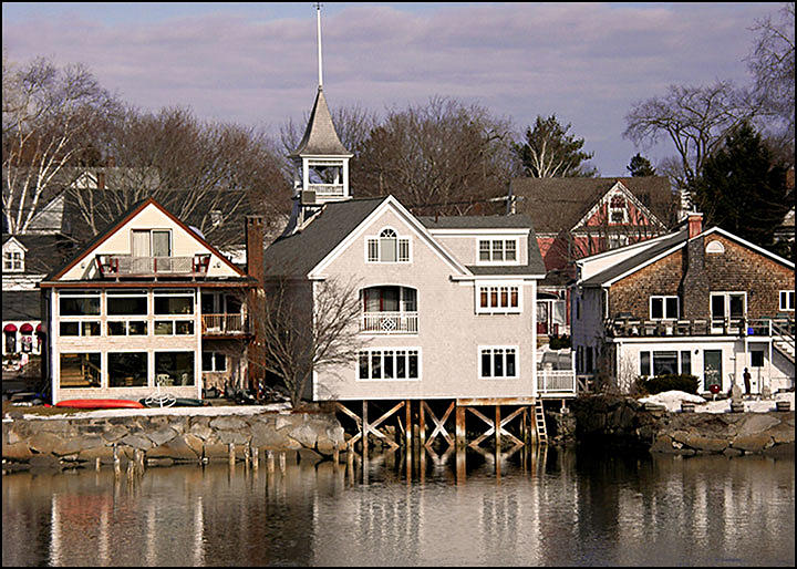 Kennebunkport, Maine Photograph by Ali Bailey
