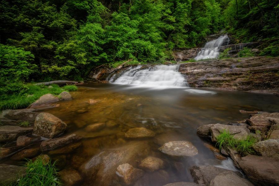 Kent Falls SP CT  by Susan Candelario