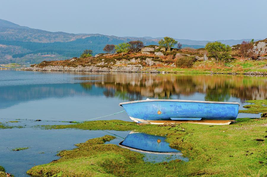 Ardnamurchan Photograph - Kentra Bay, Scottish Highlands by David Ross