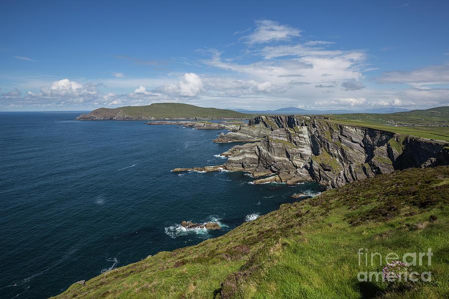 Kerry Cliffs by Eva Lechner