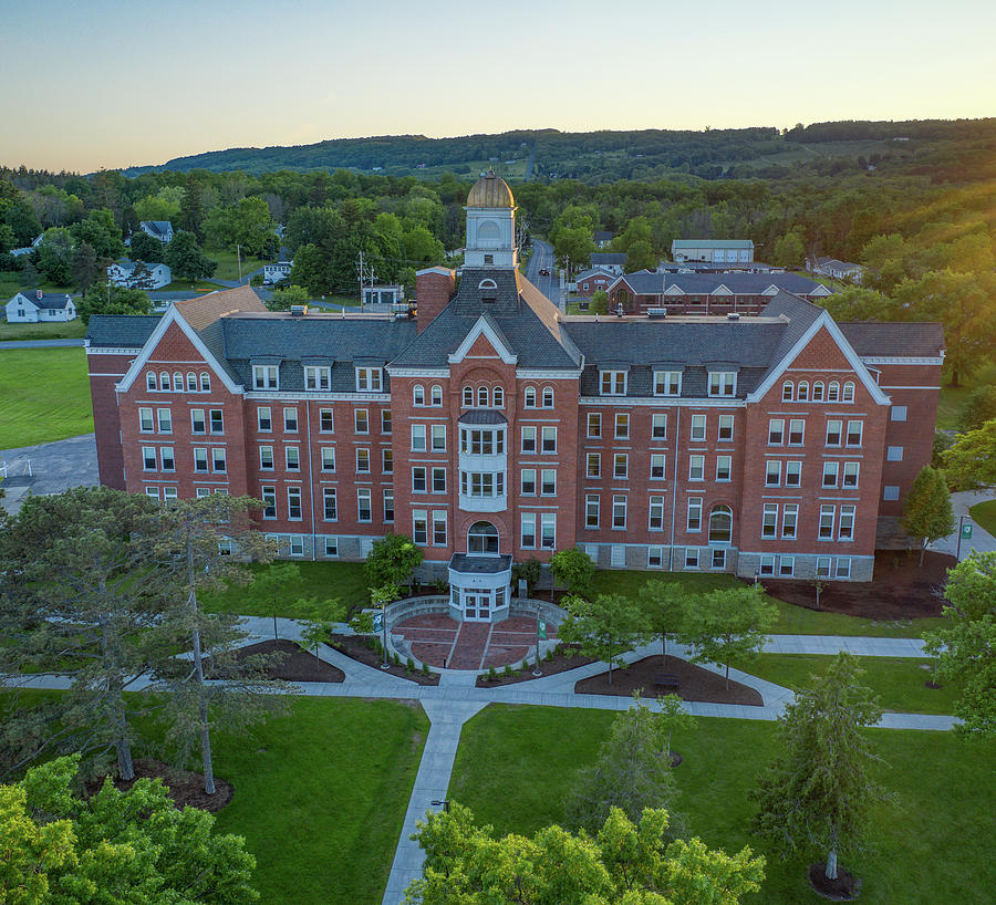Keuka College 2019 by Ants Drone Photography