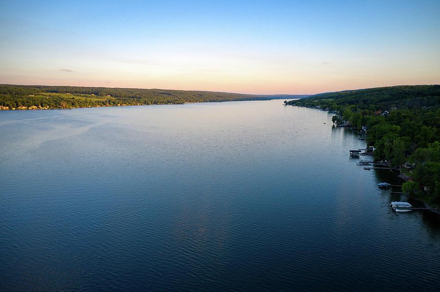 Keuka Lake South by Ants Drone Photography