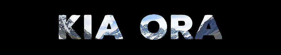 Kia Ora Digital Art - Kia Ora by Hanny Law