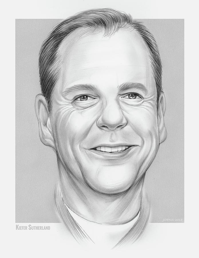 Kiefer Drawing