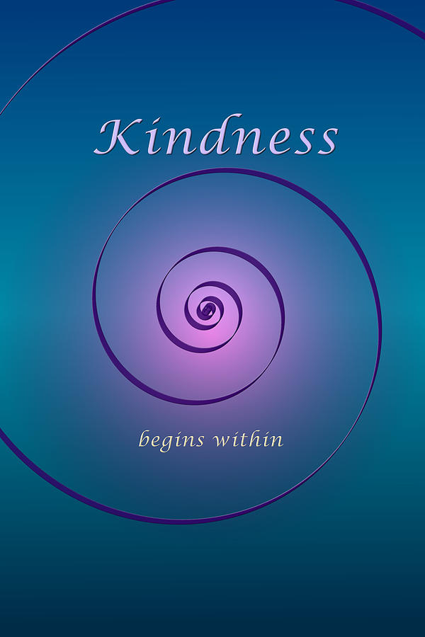 Kindness by Ruth Evelyn