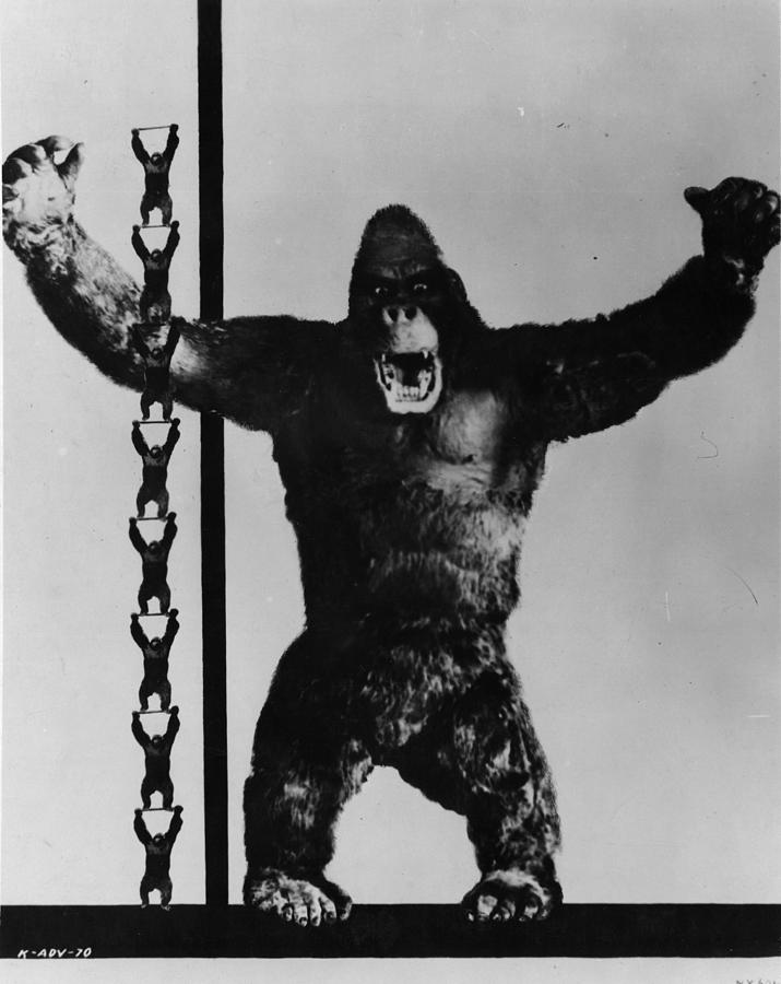 King Kong Photograph by General Photographic Agency