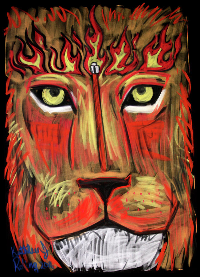 King of Fire by Kathleen Roling