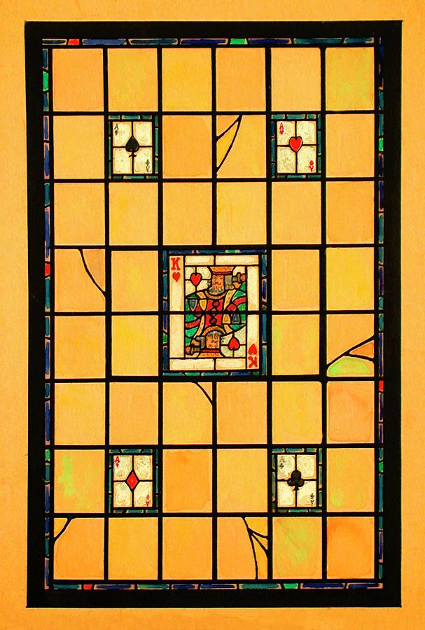 King of Hearts by Rick Wicker