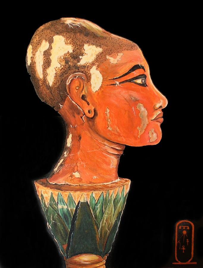 King Tut, The Boy King by Philip Bracco