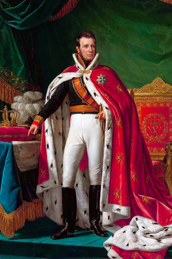 King William I of the Netherlands by War Is Hell Store