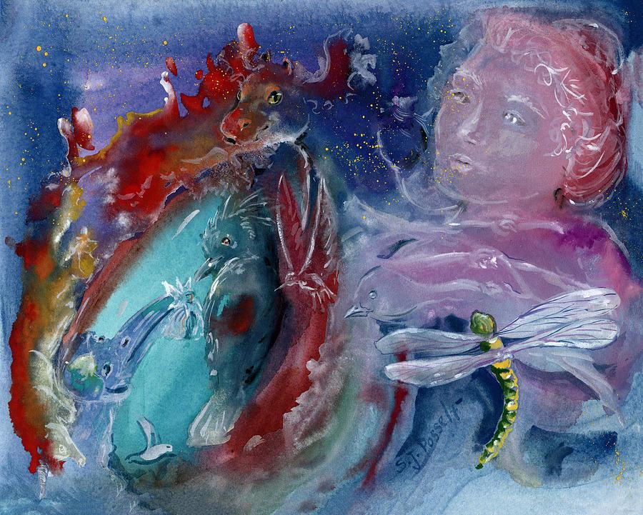 Kingfisher's Flock by Sheri Jo Posselt