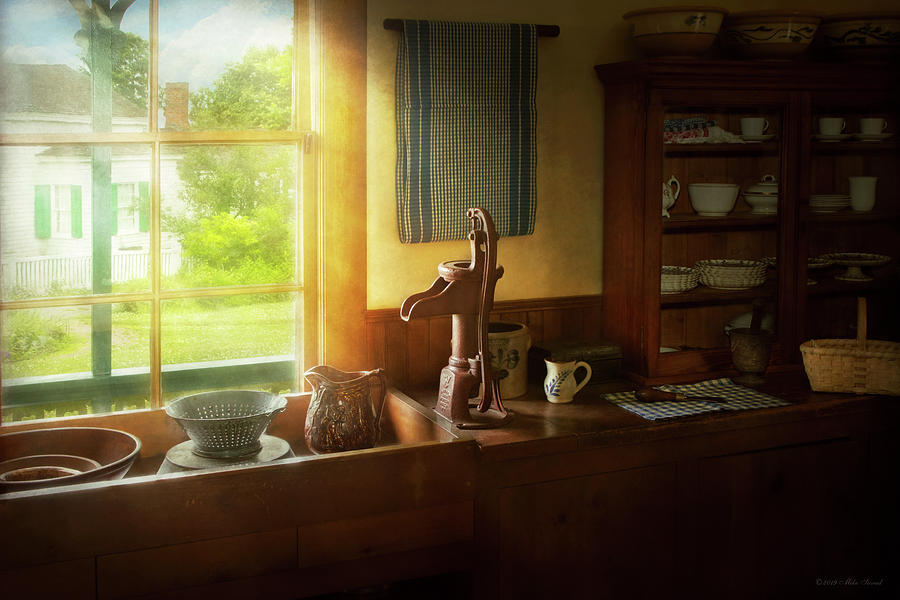 Kitchen - Country - A rural kitchen by Mike Savad