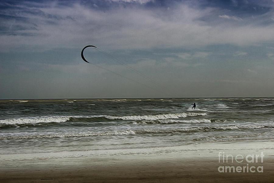Kiteboarder by Tom Gari Gallery-Three-Photography