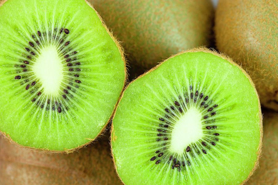 Kiwi Fruit Photograph by Jameslee999
