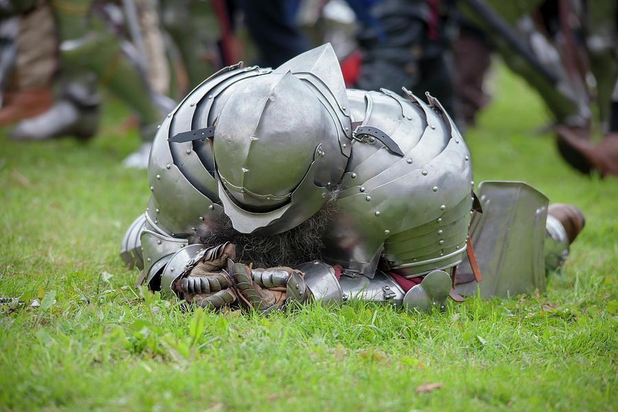 Knight down by Cheltenham Media