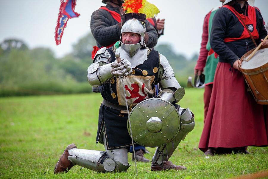 Knights Exhaustion by Cheltenham Media
