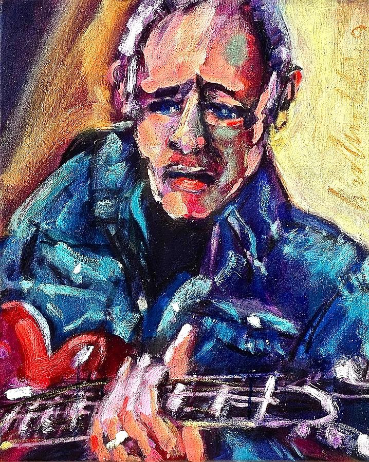 Knopfler by Les Leffingwell