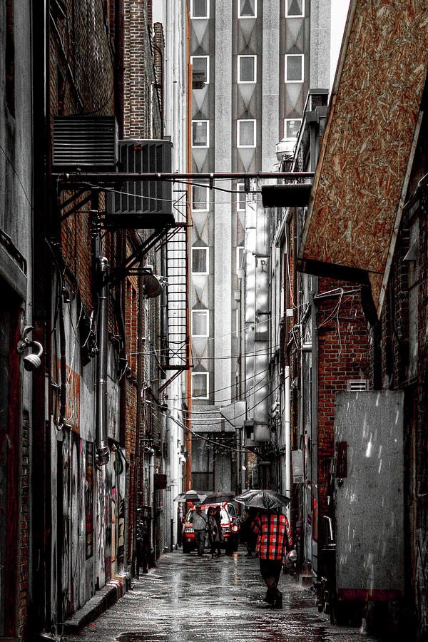 Knoxville Alley by David Patterson