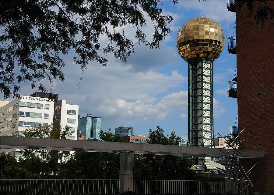 Knoxville Sunsphere #2 by Vincent Green