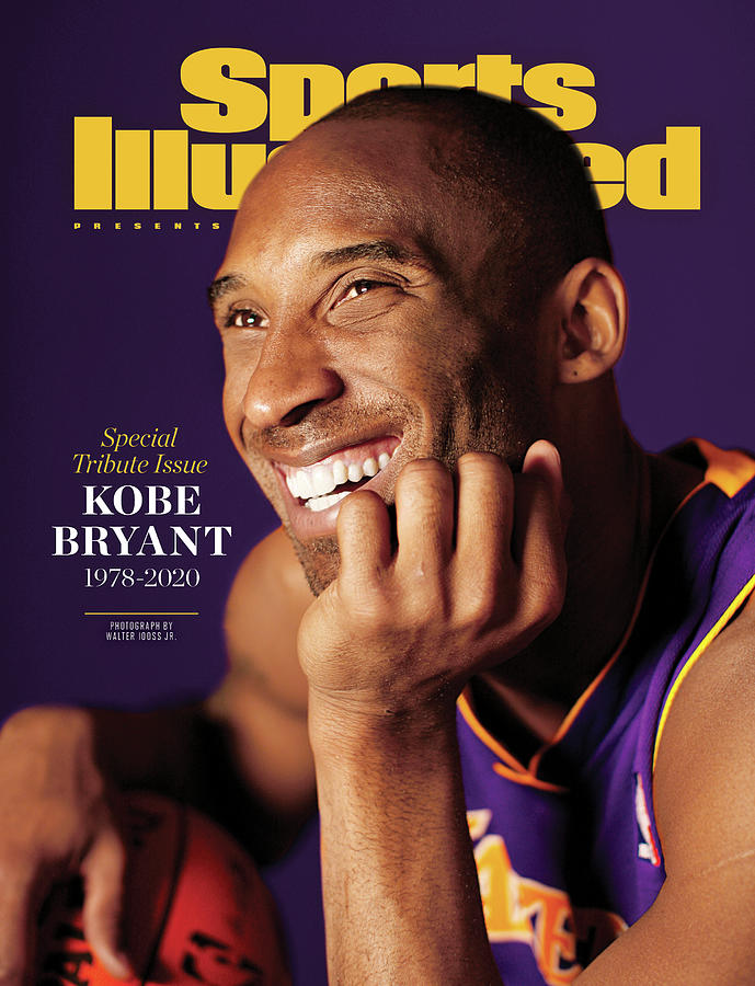 Kobe Bryant 1978 - 2020 Special Tribute Issue Sports Illustrated Cover Photograph by Sports Illustrated