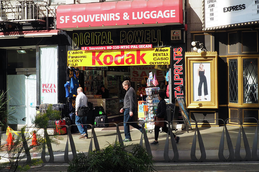 Kodak Store by Dragan Kudjerski