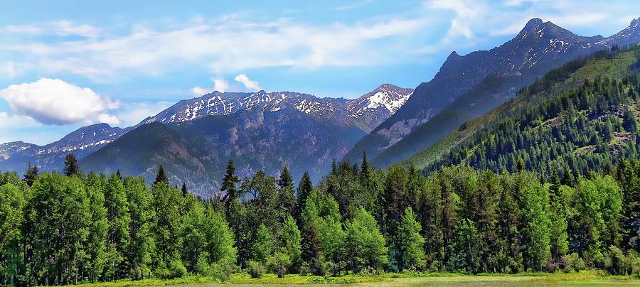 Kootenai National Forest Photograph