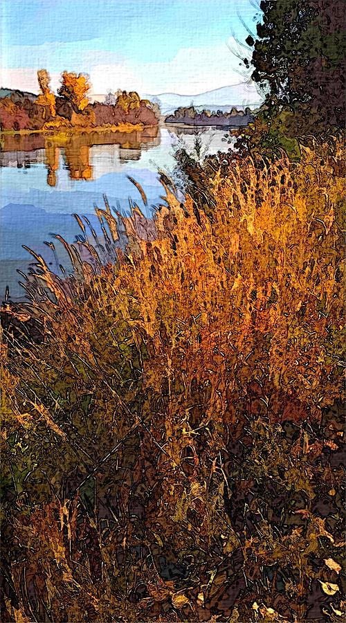 Kootenai River by Robert Bissett