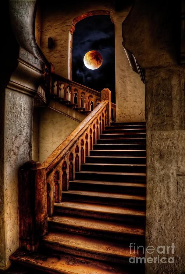 KTM Stairway Moon by Adrian Evans